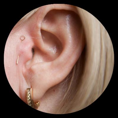 сережка в ухо для похудения цена